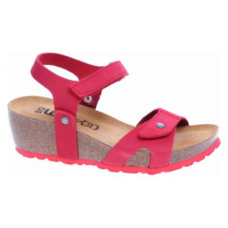 Dámské sandály Bio Life 1625.22 Carmen rot 1625.22