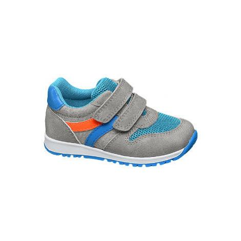Poltopánky na suchý zips Bobbi-Shoes
