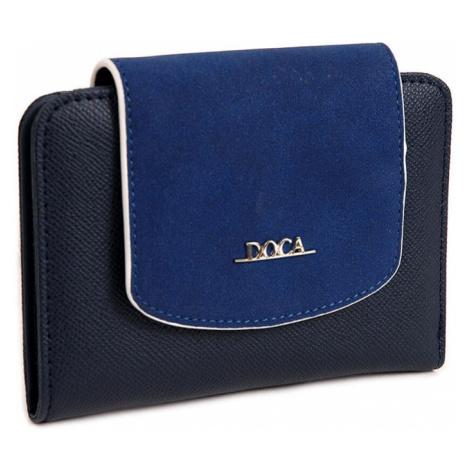 Tmavomodrá peňaženka – Trendy D . . A