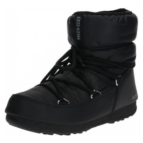 MOON BOOT Snehule  čierna