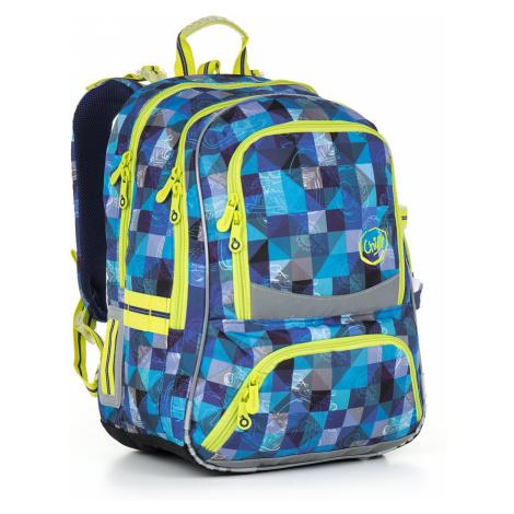 Školská taška Topgal CHI 870 D - Blue