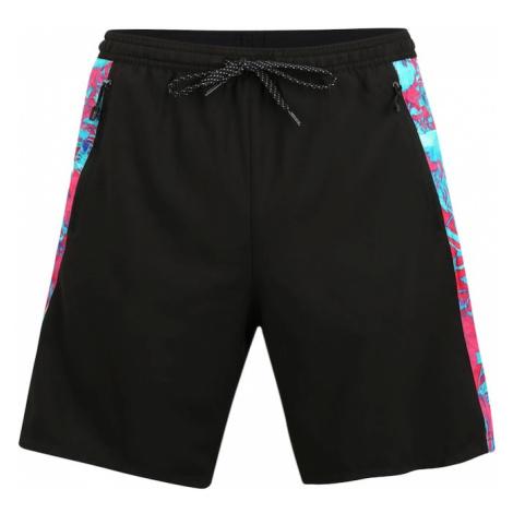 DIESEL Plavecké šortky 'BMBX-Tunadoo'  zmiešané farby / čierna