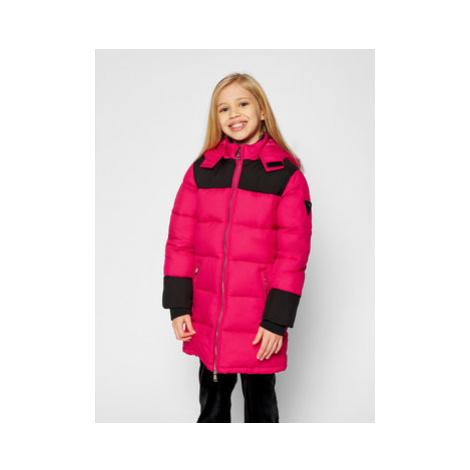 Guess Vatovaná bunda H0BJ02 WDC70 Ružová Regular Fit