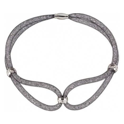 Preciosa Trblietavý náhrdelník Sheryl čierny 20