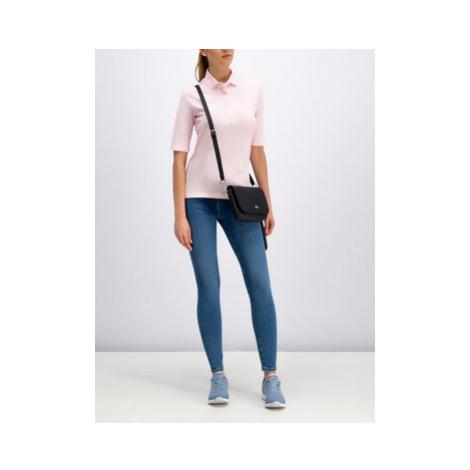 Lacoste Polokošeľa PF7844 Ružová Slim Fit
