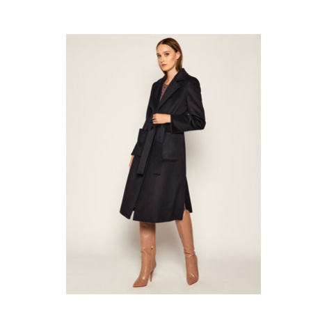 MAX&Co. Prechodný kabát Runway 40149720 Tmavomodrá Regular Fit