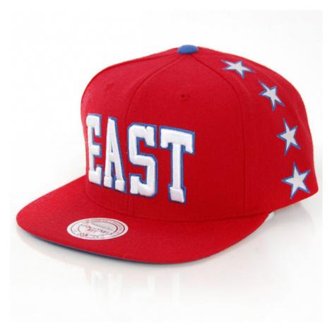 Mitchell & Ness NBA East Allstar Red Royal - Veľkosť:UNI