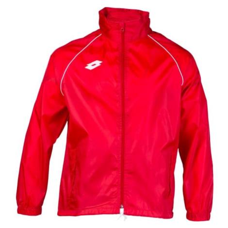 Lotto JACKET DELTA WN červená - Pánska športová bunda