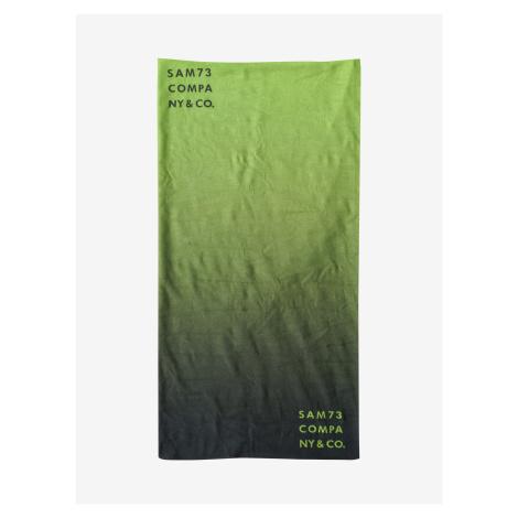 Zelené pánske šatky