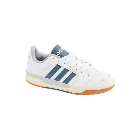 Biele tenisky Adidas Entrap