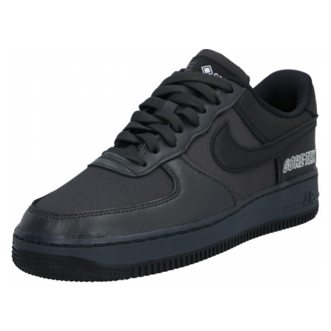 Nike Sportswear Nízke tenisky 'Air Force 1'  čierna