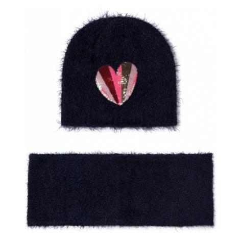 Set čiapka a šál Billieblush