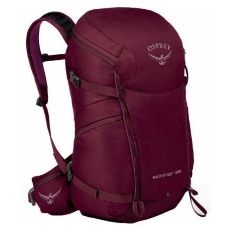 Osprey SKIMMER 28 W červená - Outdoorový batoh