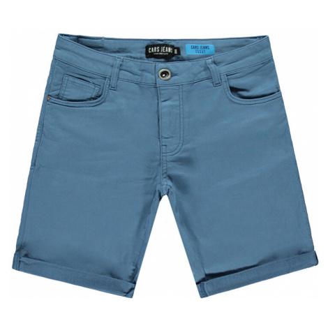 Cars Jeans Pánske kraťasy Tuck Short Grey Blue