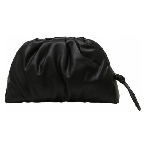 MANGO Listová kabelka 'Cascais'  čierna