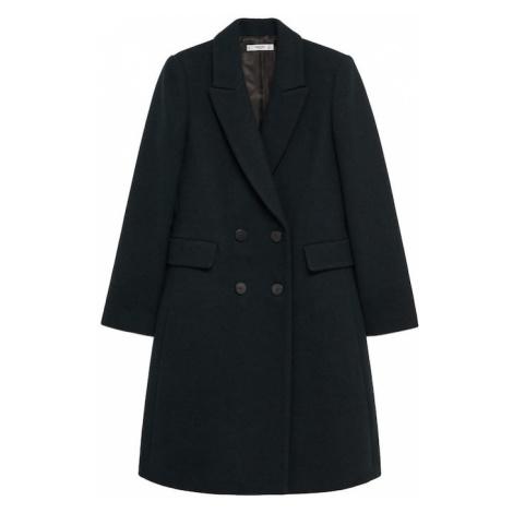 MANGO Prechodný kabát 'Dali'  tmavozelená