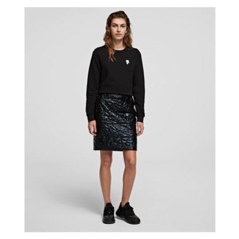Sukňa Karl Lagerfeld Quilted Skirt