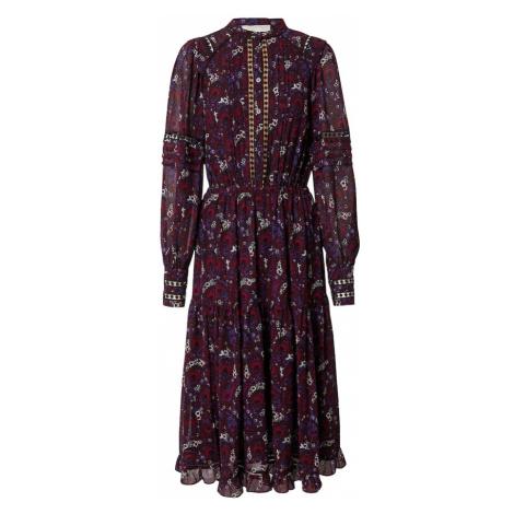 MICHAEL Michael Kors Košeľové šaty 'Zinnia'  farba lesného ovocia
