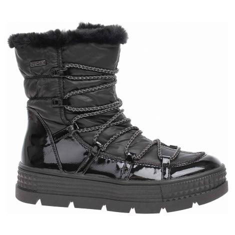 Dámské sněhule Tamaris 1-26431-23 black 1-1-26431-23 001