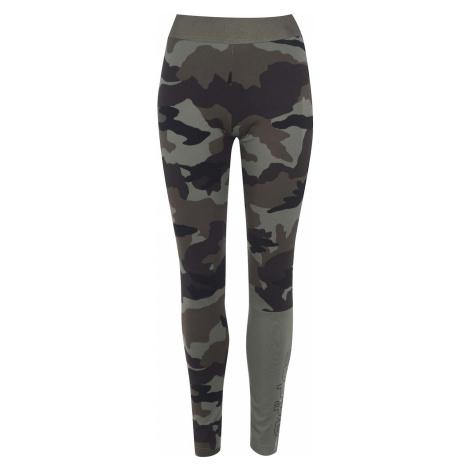 Adidas Womens Climalite Fc Printed Leggings