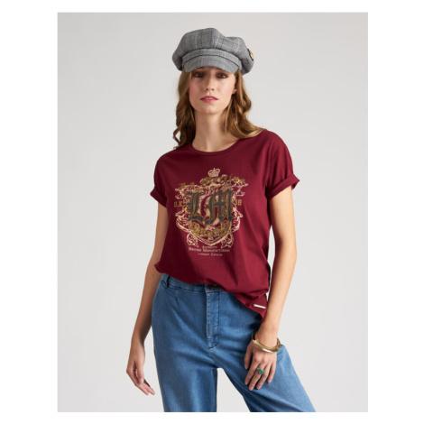 Tričko La Martina Woman Tshirt S/S Jersey