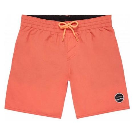 O'Neill PB VERT SHORTS oranžová - Chlapčenské šortky do vody