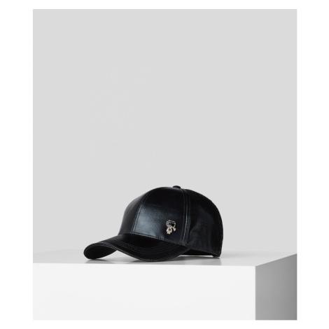 Šiltovka Karl Lagerfeld Ikonik 3D Pin Cap