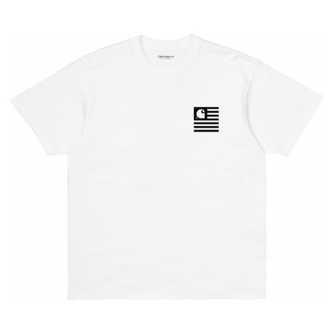 Carhartt WIP S/S Wavy State T-Shirt-XL čierne I029011_02_90-XL