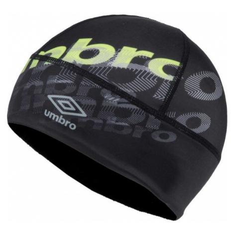 Umbro WILL čierna - Detská športová čiapka
