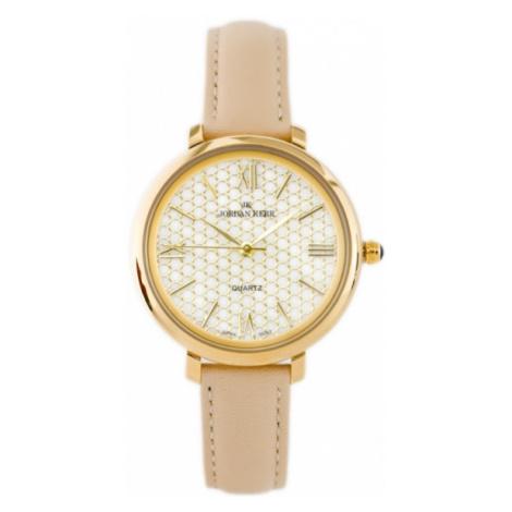 Dámske hodinky so štýlovým ciferníkom Jordan Kerr 8240L-B