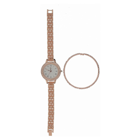 Dámske hodinky Top Secret Rosegold