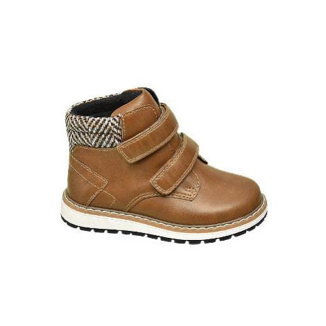 Hnedá členková obuv Bobbi Shoes Bobbi-Shoes