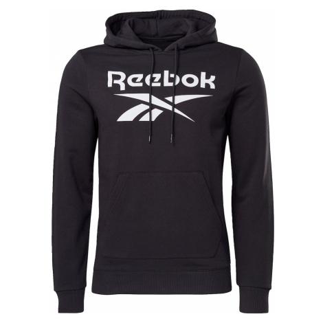 Reebok Identity Big Logo Hoodie Mens
