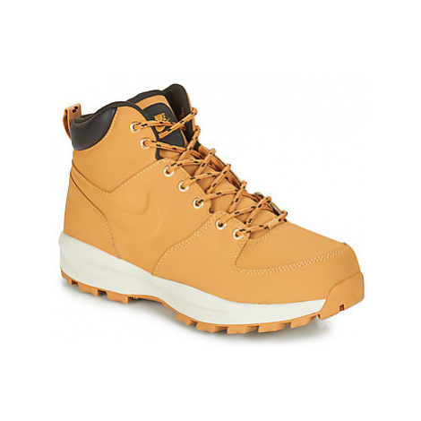 Nike MANOA LEATHER BOOT Hnedá