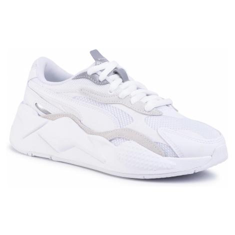 Sneakersy PUMA - Rs-X³ Puzzle Jr 372357 03 Puma White/Puma Silver