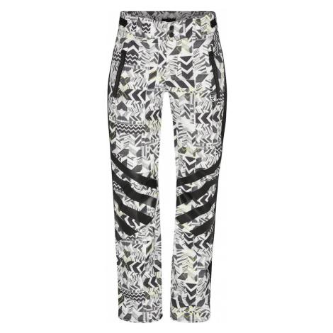 CHIEMSEE Športové nohavice  čierna / biela