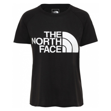 The North Face W Grap Play Hard slim S/S-L čierne NF0A3YHKKY4-L