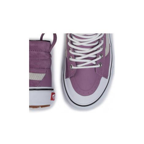 Vans Sneakersy Ski8-Hi Mte 2.0 Dx VN0A4P3ITUK1 Fialová