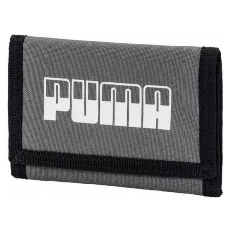 Puma PLUS WALLET II čierna - Peňaženka
