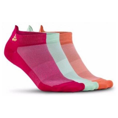 Ponožky CRAFT Shaftless 3-pack 1906059-735611