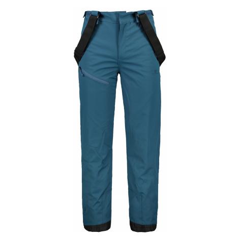 LINGBO - ECO pánské zateplené kalhoty s merinem - modré