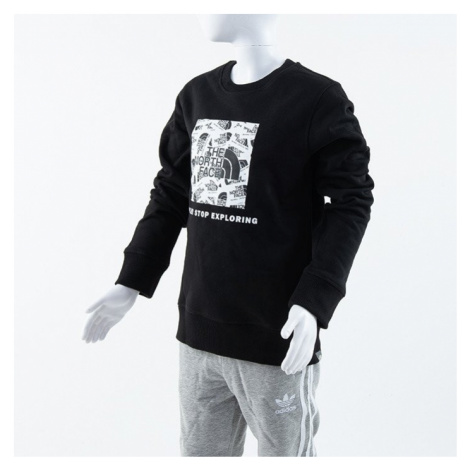 The North Face Youth Box Crew NF0A37FYLR5