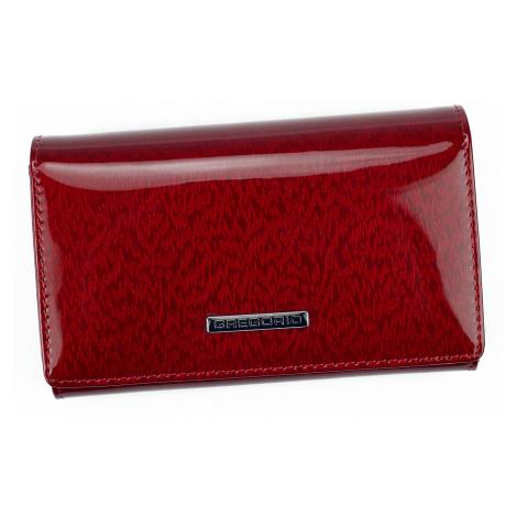 Dámske peňaženky, dokladovky a vizitkáre GREGORIO