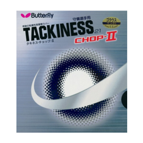 Poťah Butterfly Tackiness Chop II