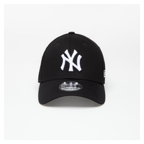 New Era Cap 39Thirty Mlb League Basic New York Yankees Black/ White