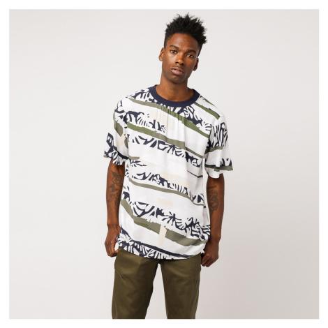 Tričko so vzorom – Tropi Camo Native Youth