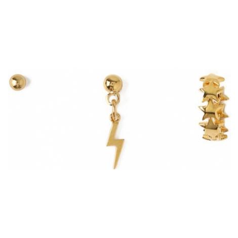 Orelia Sada šperkov  zlatá