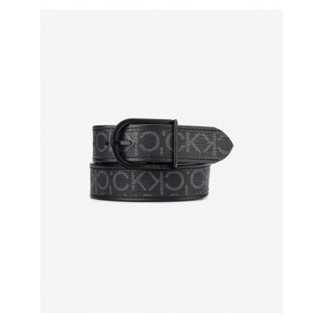Calvin Klein Logo Opasok Čierna Šedá