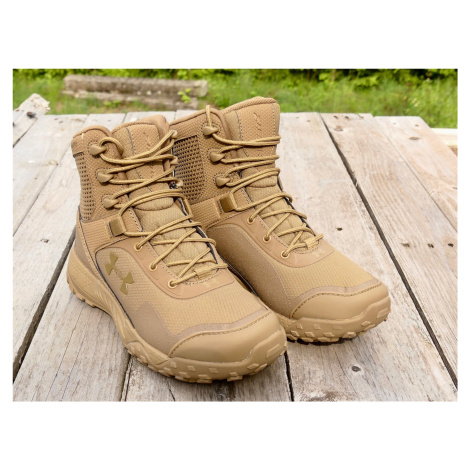 Dámske taktické topánky UNDER ARMOUR® Valsetz RTS 1.5 - Coyote Brown