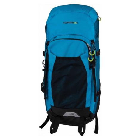 Crossroad TRINITY 45 modrá - Turistický batoh